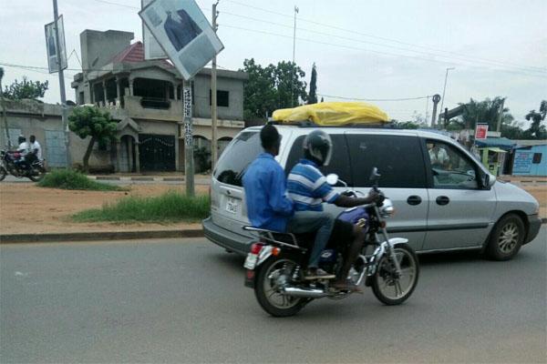 Zémidjan Taxi-moto